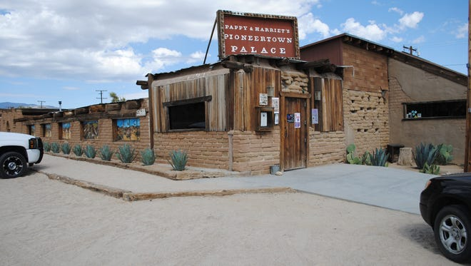Pappy and Harriet's Pioneertown Palace has been named one of the top 20 music venues in America.