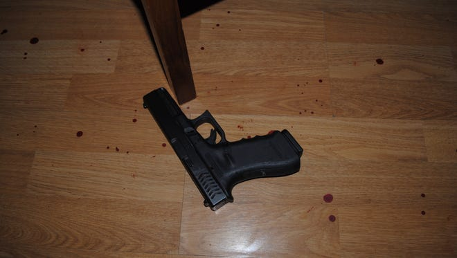 According to the highway patrol's report, Somer Speer was pointing this gun out her window when a Nixa police officer fatally shot her.