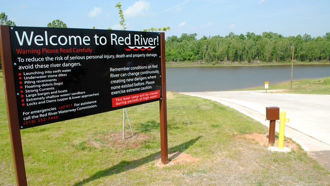 The Poland Recreation Area is one of several boat ramps in the area open for use.