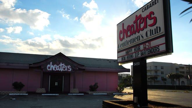 Cheaters Gentlemen's Club in Cocoa Beach