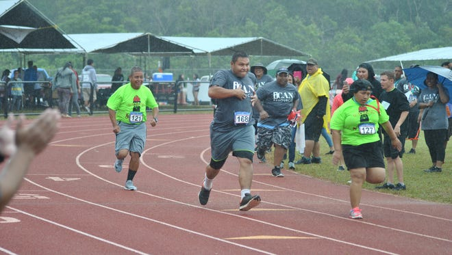The 41st Annual Special Olympics Track and Field Games were held March 18 at Okkodo High School.