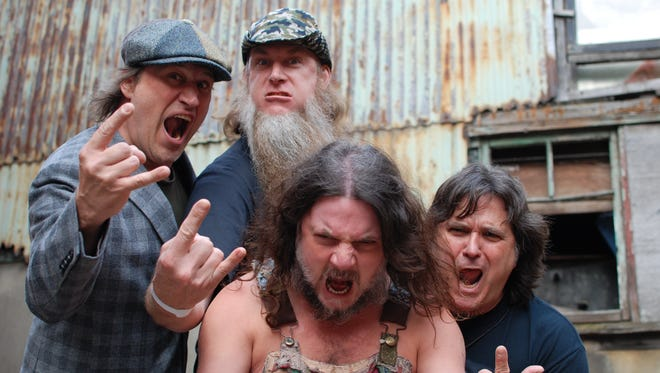 Hayseed Dixie plays the Southgate House Revival Thursday, March 30.