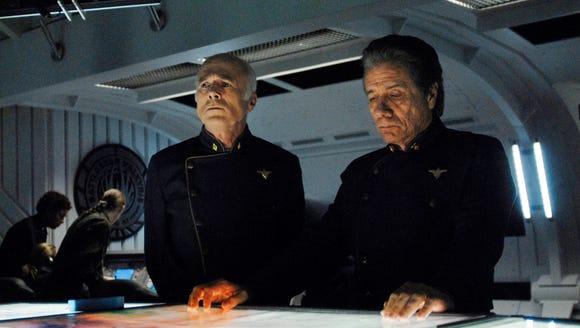 """Battlestar Galactica"""