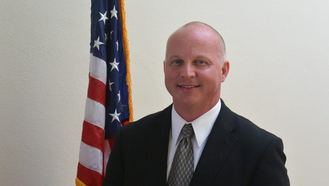 T.J. Bates was hired as the new Biltmore Forest Police Chief. He will begin his duties June 1.