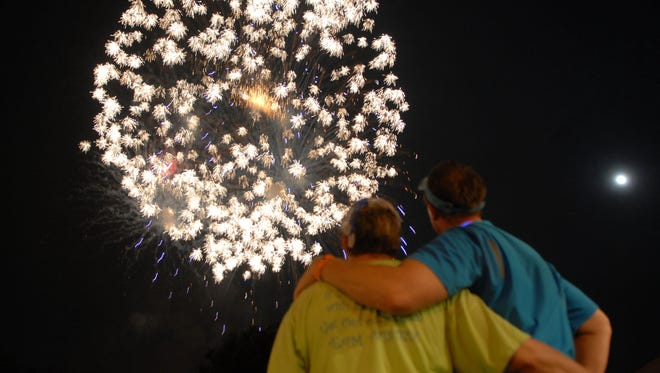 About 40,000 people attend the Red, White & Boom event in Cape Coral each year.