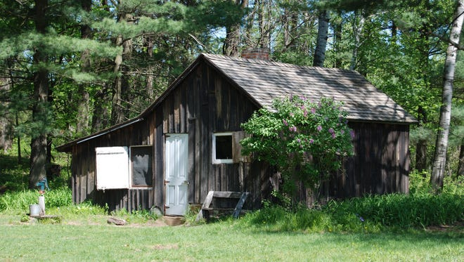 "The land surrounding Aldo Leopold's shack along the Wisconsin River near Baraboo served as the inspiration for his book, ""The Sand County Almanac."" Visitors can see inside the shack on guided tours offered through the Aldo Leopold Foundation."
