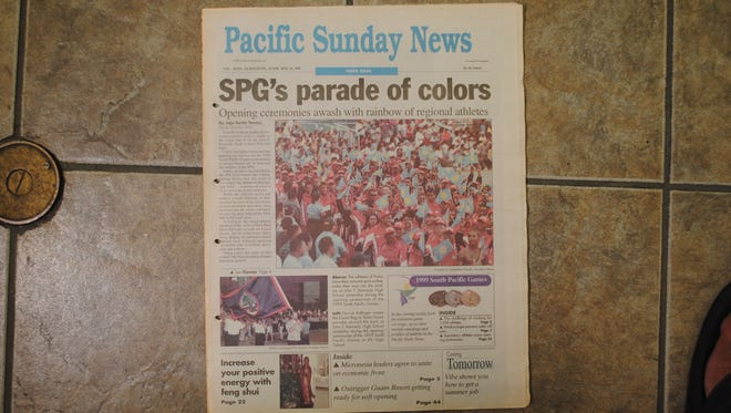 A look back at some of the Paciific Daily News coverage from prior
