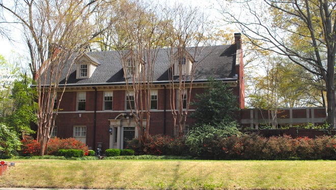 Homes like this are available on the 41st annual Central Gardens Home & Garden Tour in Memphis.