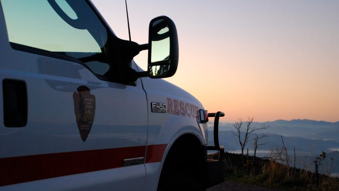 The first fatality in the Great Smoky Mountains National Park occurred Wednesday, April 25, when a woman died in a single-car accident on Clingmans Dome Road.