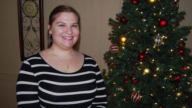 Mary Anneken, special event and program coordinator for Delhi Township, is organizing the township's first holiday market. The event will be Dec. 9.