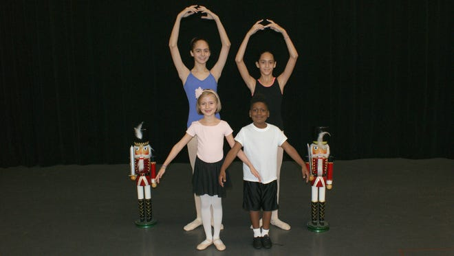 Back row (left to right): Alanis Sassoon, Victoria Sassoon. Front row (left to right): Raeleigh Jones, Jeremiah West