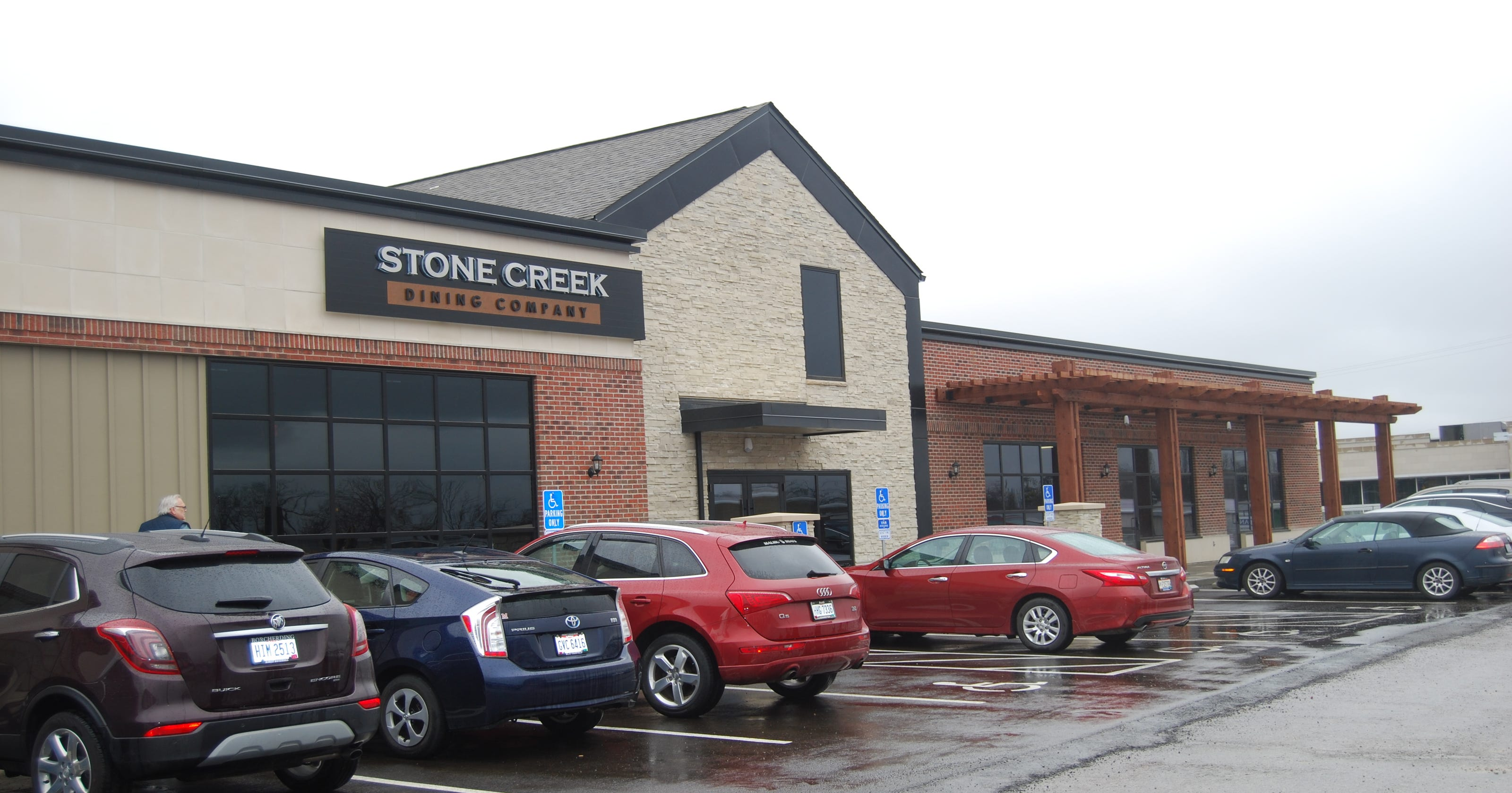 New Stone Creek Dining Company restaurant is bigger