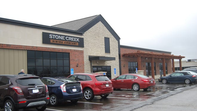The Stone Creek Dining Company has a new location in Montgomery at 9856 Montgomery Road. Feb. 21, 2018