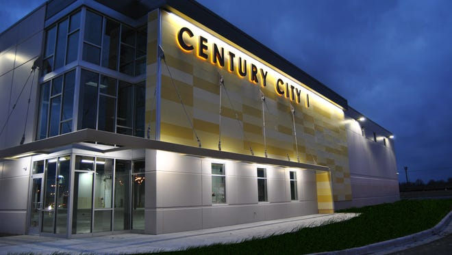 Century City I was designed to help jump start the Century City Business Park on Milwaukee's north side. But it remains empty two years after being completed.