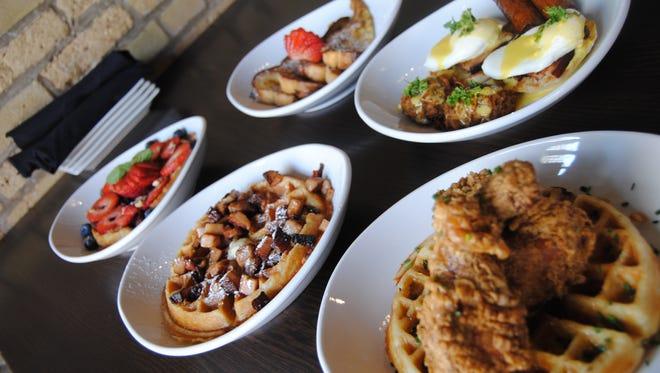 Oak Barrel Public House, 1033 N. Old World 3rd St., debuts its full brunch menu Saturday and Sunday.