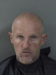 Terry Parmer, 48, was arrested Oct. 30.
