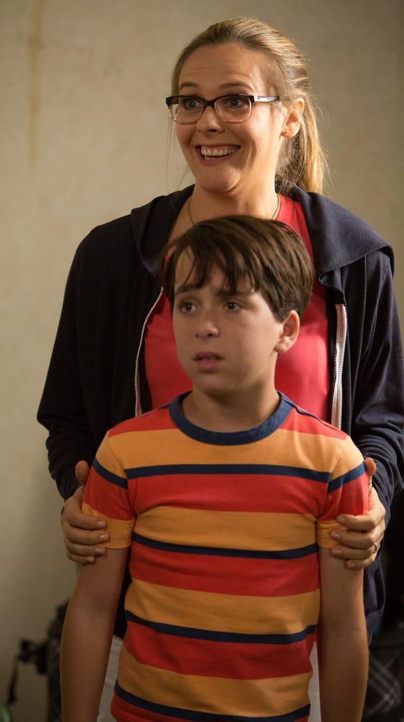 Alicia Silverstone and Jason Drucker star in 'Diary