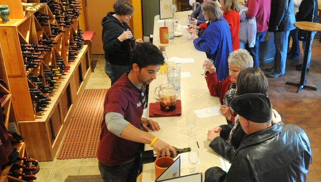 Wine tasting and more as New Jersey wineries celebrate the Holiday Wine Trail Weekend.