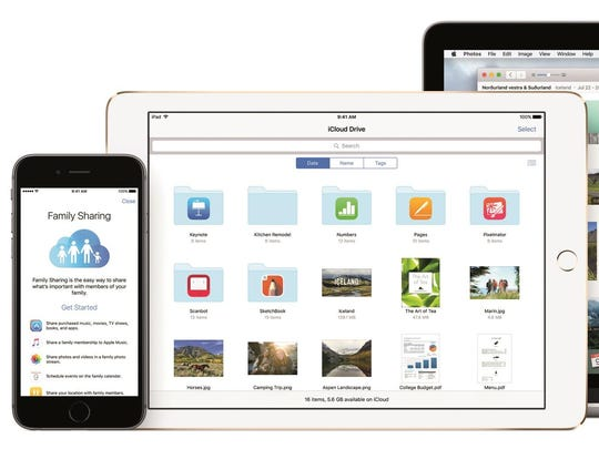 Ideal mostly for iPhone and Mac users, iCloud is already integrated into the iOS operating system.