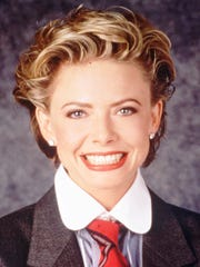 Corky Sherwood  played by Faith Ford.