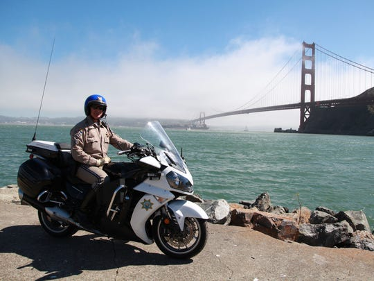 Kevin Briggs, a retired California Highway Patrol officer and suicide prevention advocate, has convinced an estimated 200 people not to jump off the Golden Gate Bridge.