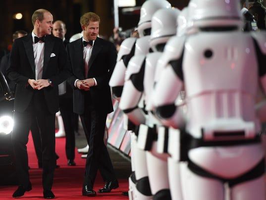 Britain Star Wars The Last Jedi Premiere (4)