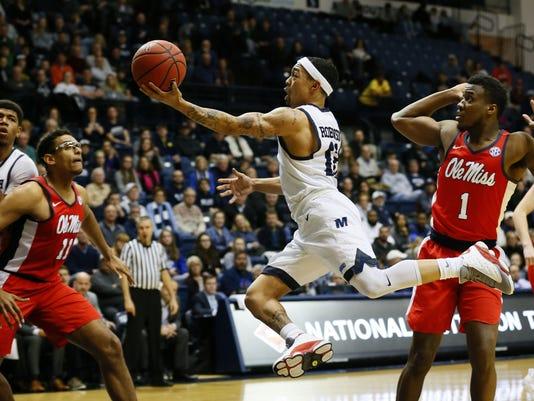 Monmouth vs Mississippi Basketball