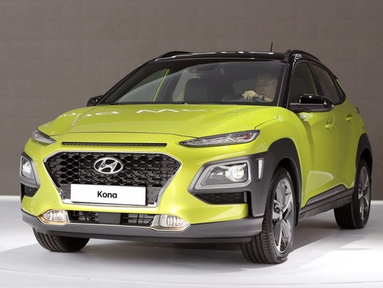 Hyundai Plays Catch Up With New Subcompact Suv