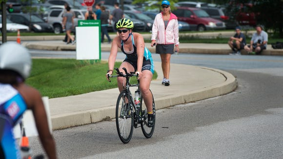 New road bikes are fast, but it's OK to race with an older bike if you're not ready invest in the equipment.