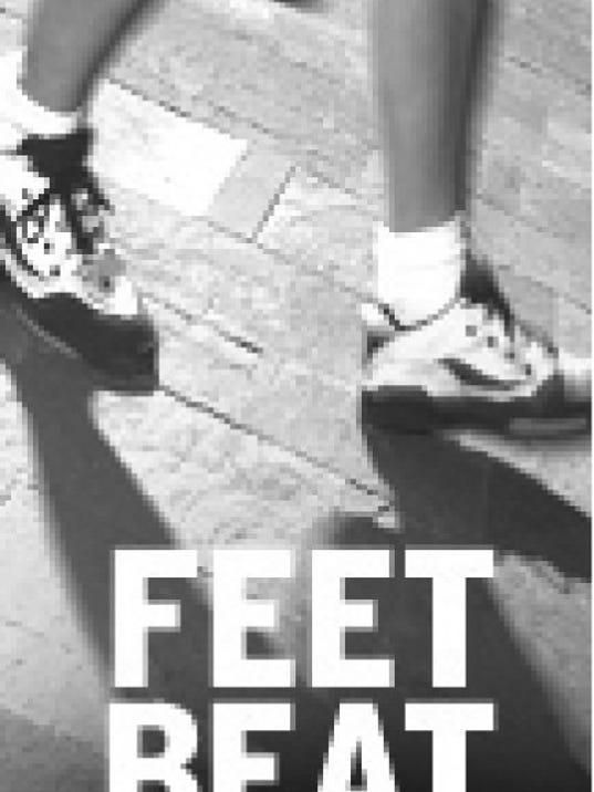 FRM feet beat logo