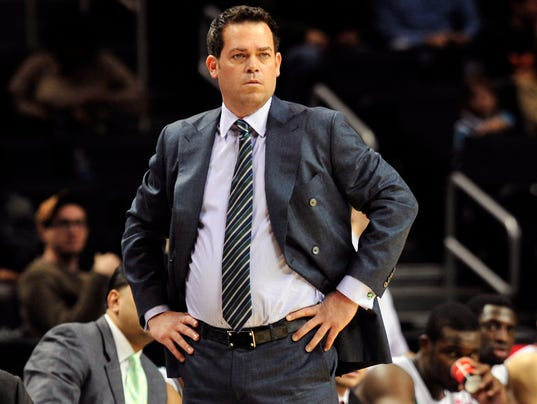 Steve Masiello placed on leave for false rsum info that cost him USF job