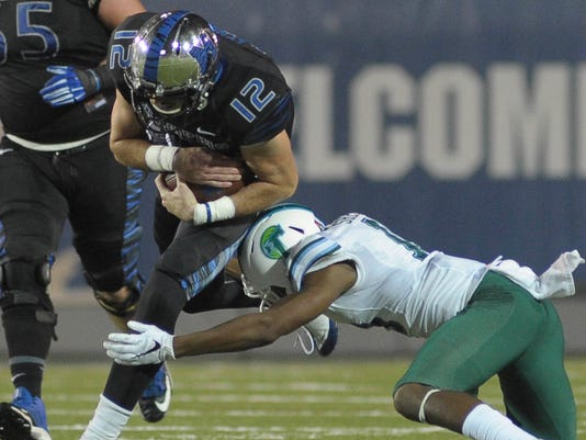 NCAA Football: Tulane at Memphis