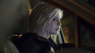 """Rose McIver plays Olivia """"Liv"""" Moore on CW's """"iZombie,"""" and on Tuesday's episode, the brain that affects her belongs to an apparent suicide."""