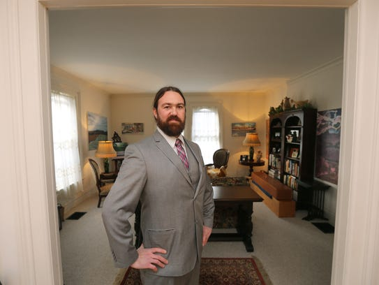 Mark Updegraff is a real estate broker who started