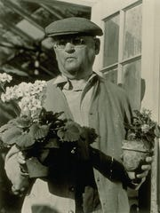W. K. Kellogg is pictured in this photo provided by