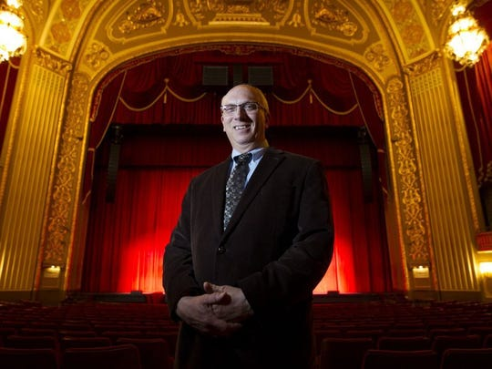 """('Too Hot to Handel') is the first show we've ever produced by ourselves,"" said Brett Batterson, president and CEO of the Orpheum Theatre Group."