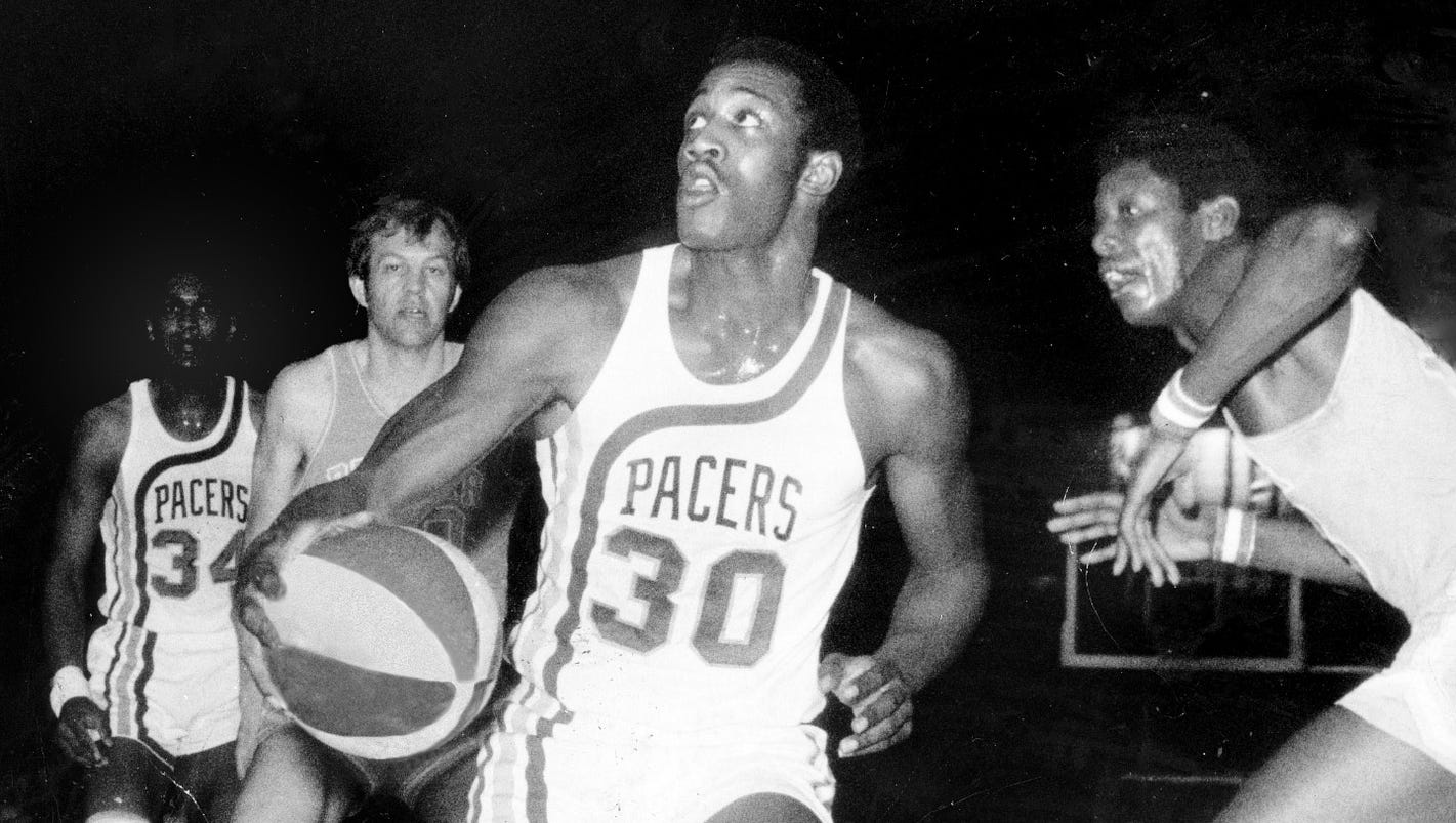 At last Pacers great George McGinnis makes Hall of Fame