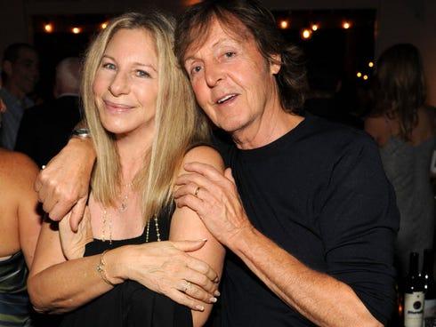 The Beatles Polska: Paul McCartney  uczestniczył w imprezie charytatywnej w Apollo Theater