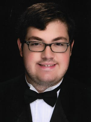 Timothy Michael Standard, valedictorian of the Jefferson County High School Class of 2020, plans to attend the University of Georgia to major in biochemical engineering.