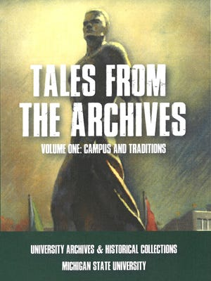 MSU Archives and Historical Collections has published a new book on the university's campus and traditions.