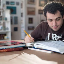 """Owen Suskind is the subject of the documentary """"Life, Animated."""""""