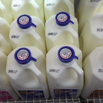 You could get money back if you bought milk
