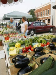 There are more than 8,600 farmers markets in the United States. For a list of farmers markets in Louisiana, go to www.ldaf.la.gov.