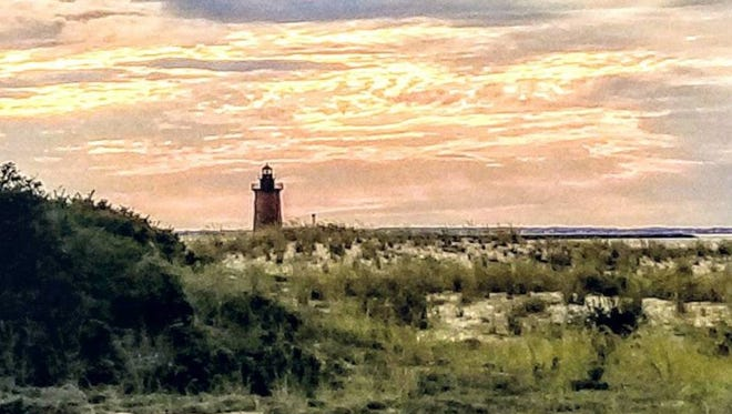 The Point at Cape Henlopen State Park.