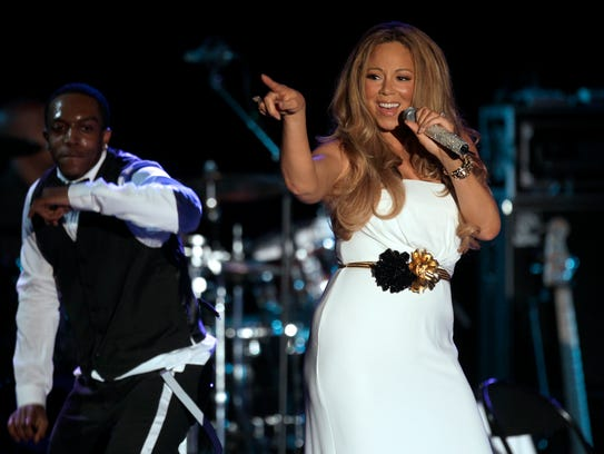 """Mariah Carey will be Lionel Richie's """"very special"""