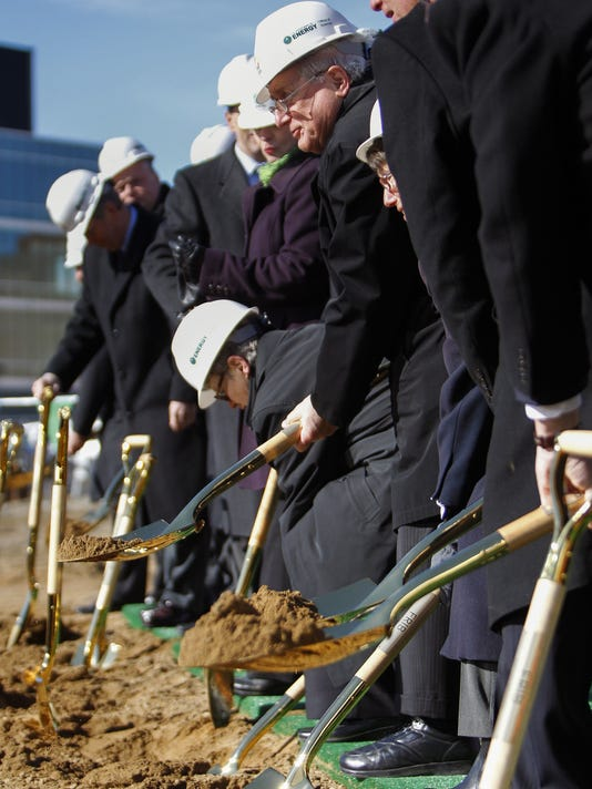 FRIB Groundbreaking Ceremony