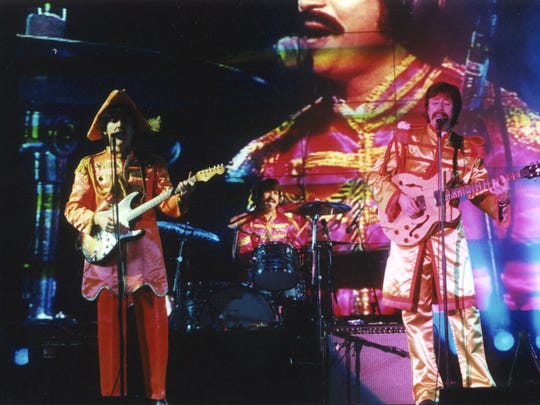 Classical Mystery Tour performs the songs of The Beatles with many of the country's top symphonies.