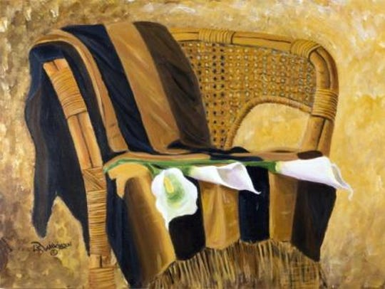 Exhibit, features the works of Glynnis Reed, Anne Taylor