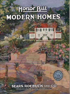 """1922 Sears Modern Homes Catalog"" by Sears, Roebuck and Company. Original publication: Sears Modern Homes."