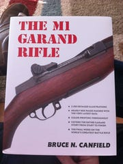 Bruce Canfield penned this book about the M1 rifle.